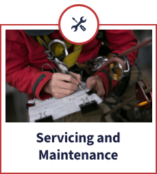 Serving and Maintenance