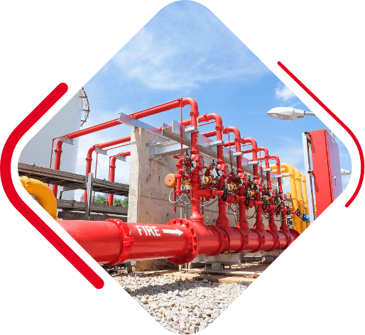 fire protection systems for the industrial sector